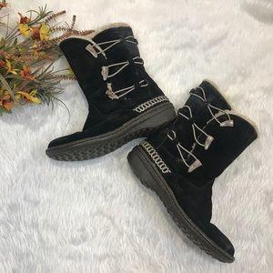 UGG Australia Kona Suede Sheepskin Winter Boots